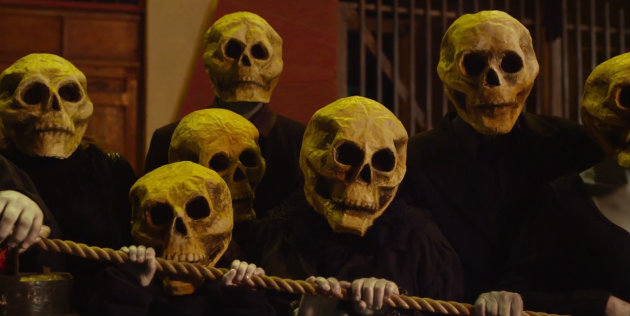 Who are they? What do they represent? Perhaps only Jodorowsky knows.