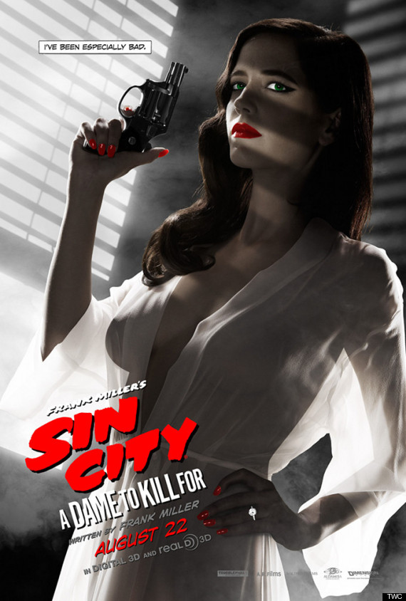 banned sin city 2 poster