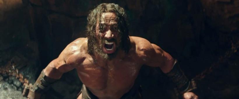 He is Hercules. ()