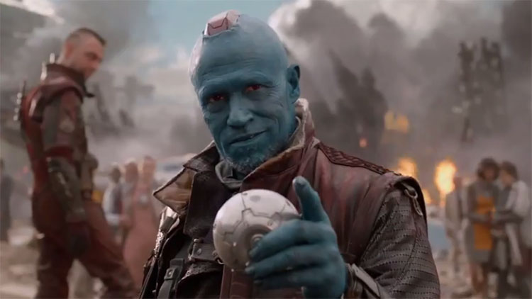 Yondu, portrait of a