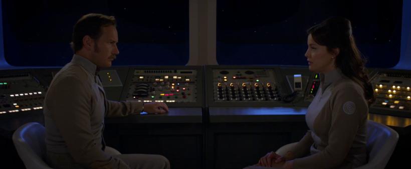 glenn and jessica space station 76