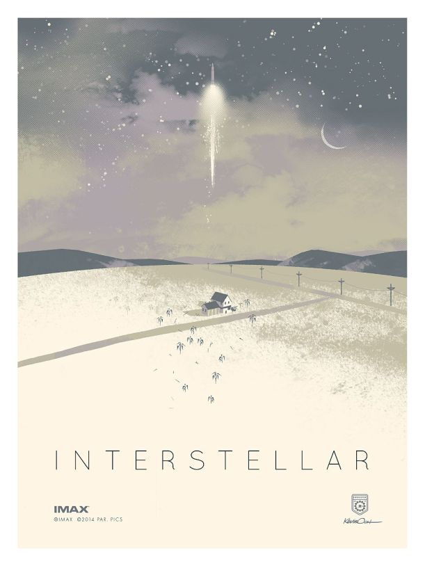 The IMAX exclusive poster--better than any of the other official posters. ()