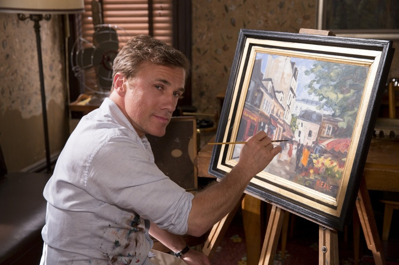 """I'm not a painter, but I play one in a movie."" (Source)"