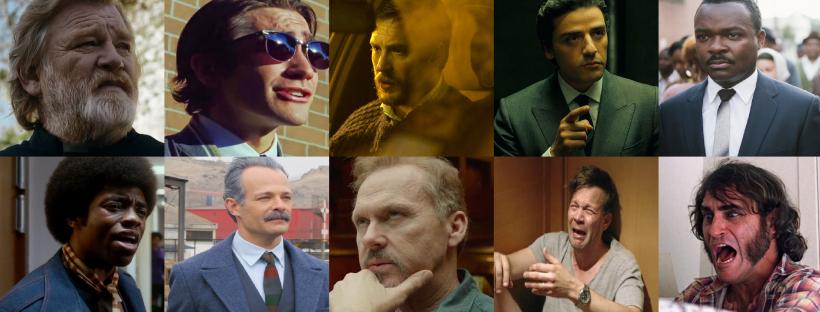 Best Actor 2014 lineup
