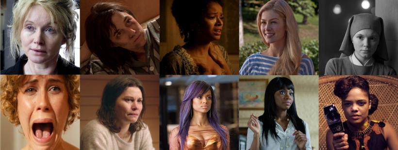 Best Actress 2014 lineup