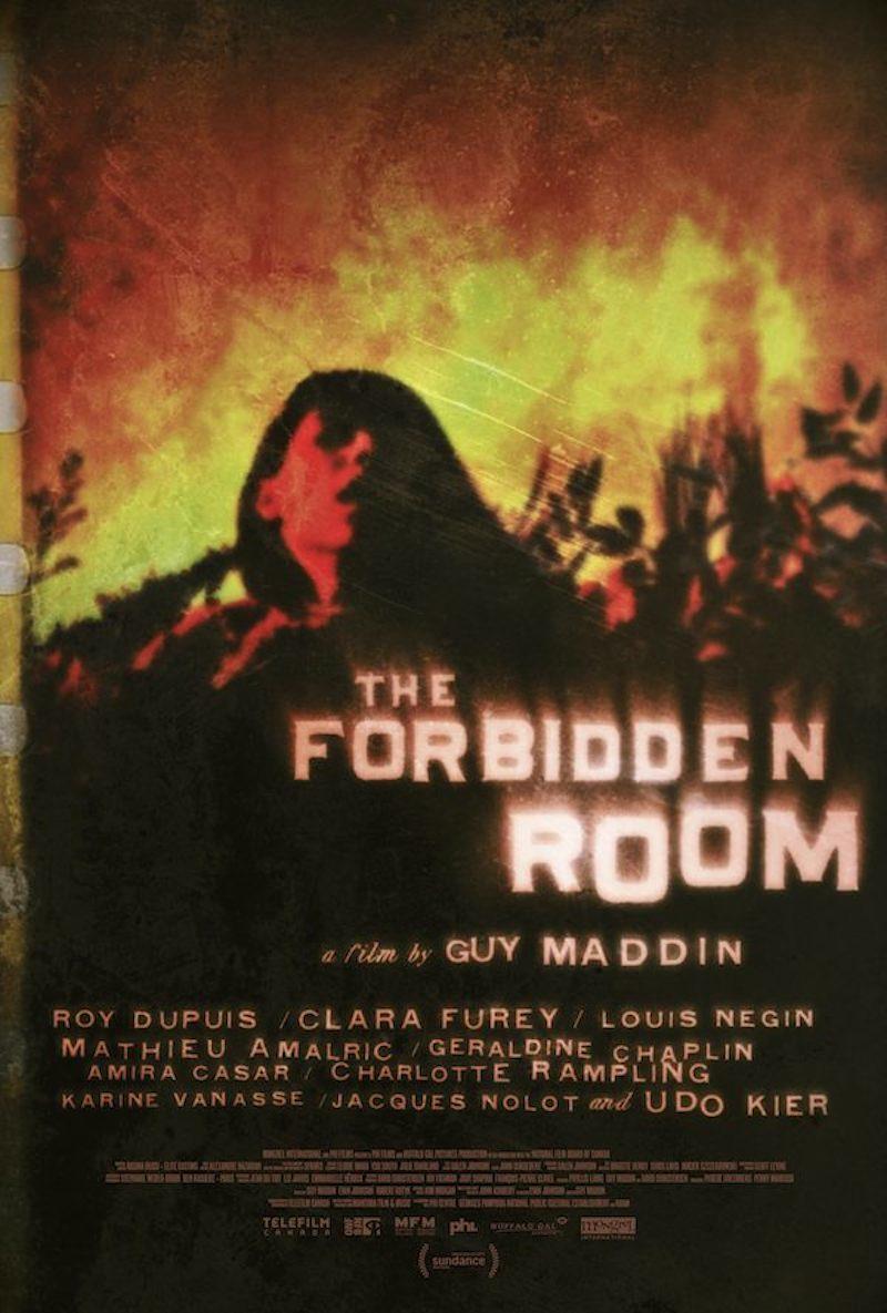 Forbidden Room poster