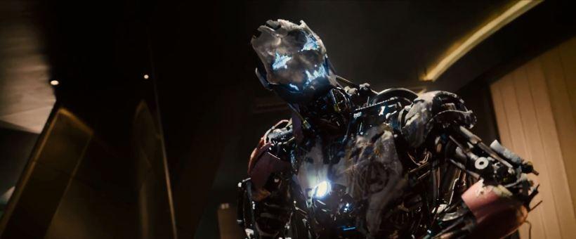 Avengers Ultron first body
