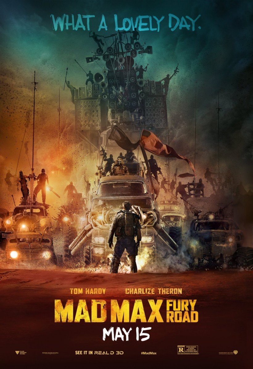 Mad Max vs the world poster