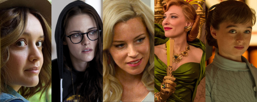 Best Supporting Actress Six Month 2015