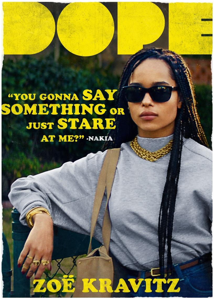 Dope Nakia poster