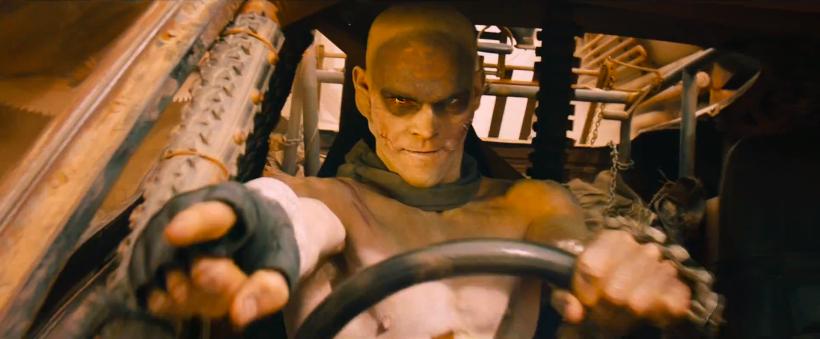 Mad Max Slit makeup