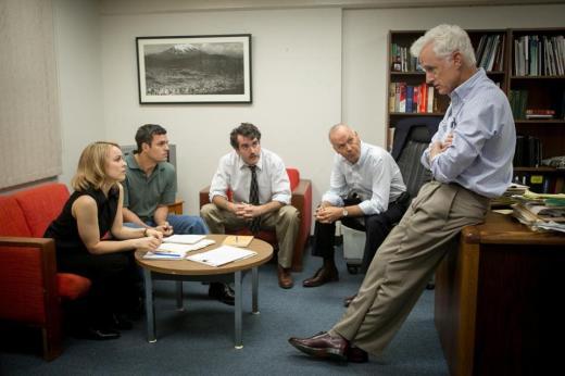 Spotlight team meeting