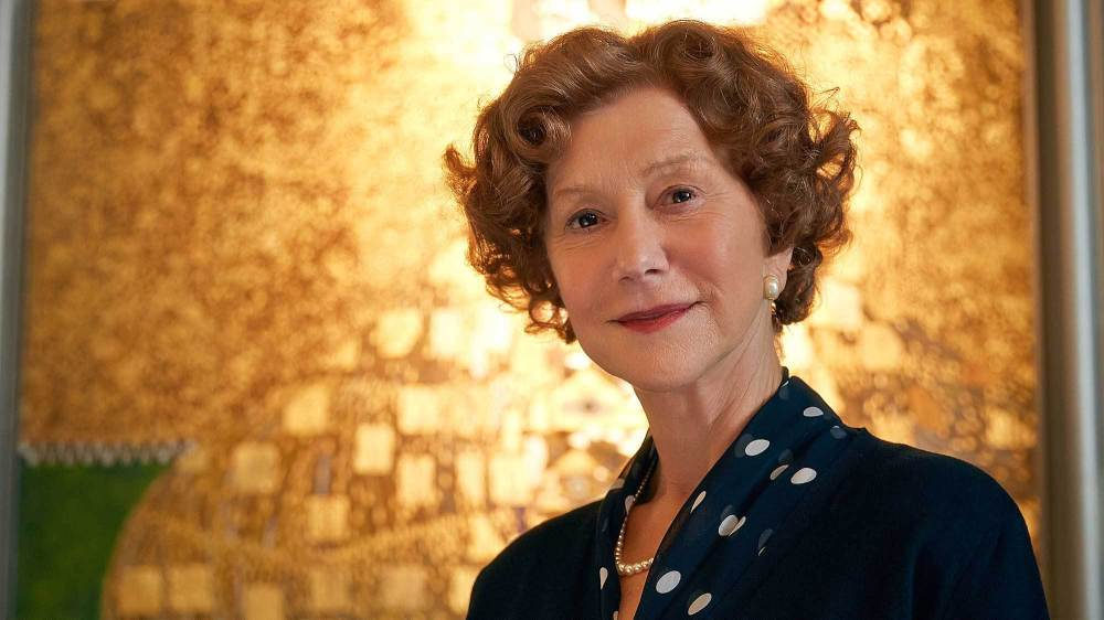 Woman in Gold Helen Mirren