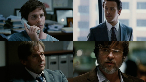 Big Short quad cast