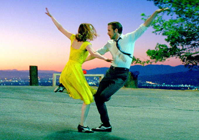 La La Land first look