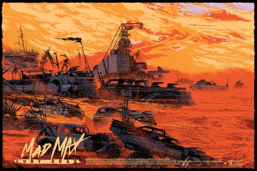 Mad Max Mondo poster