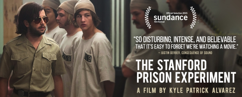 Stanford Prison Experiment banner