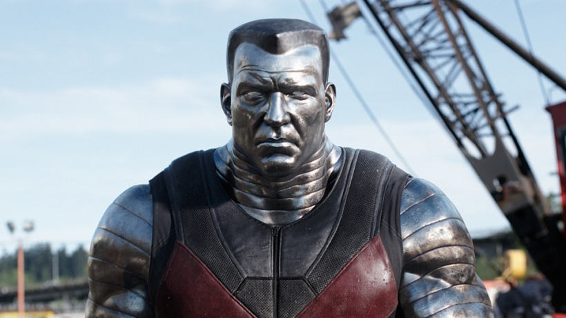 Colossus Deadpool
