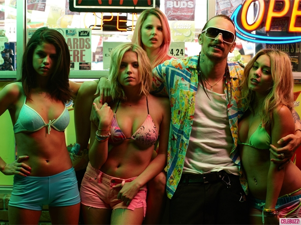 Spring Breakers cast