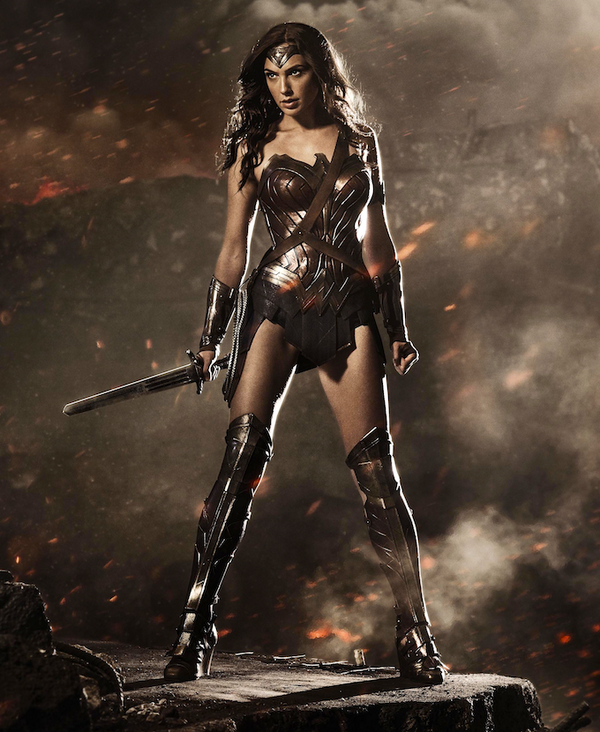 BvS Wonder Woman