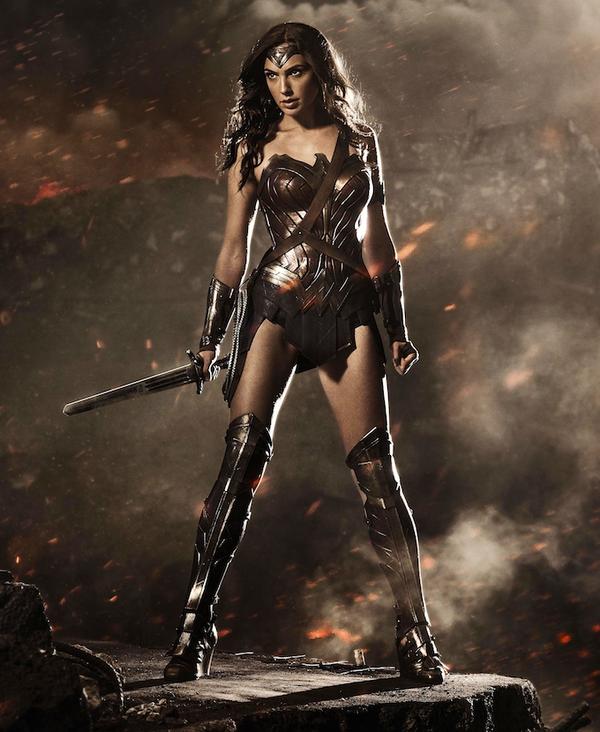 BvS Wonder Woman