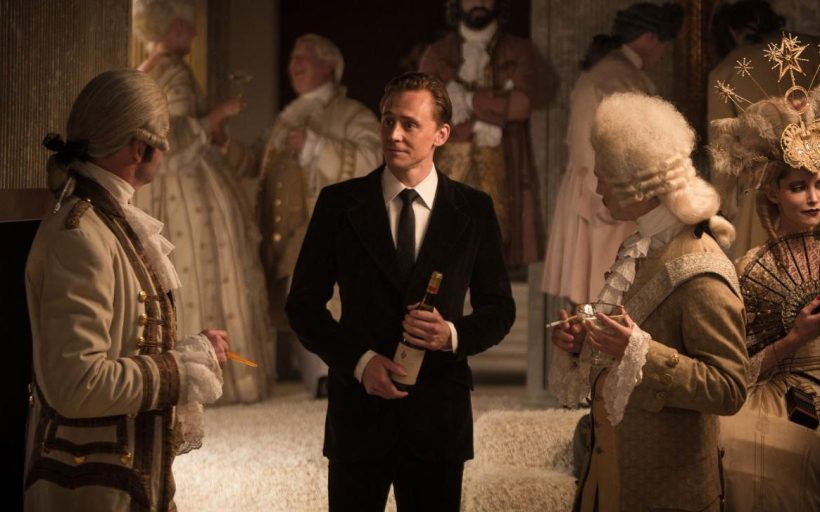 High-Rise Costume Design