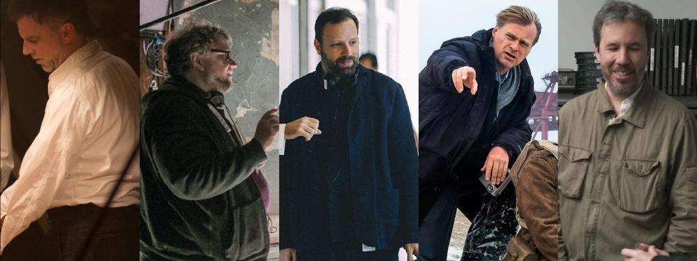 2017 Best Director nominees